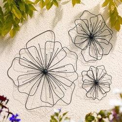 Gardman USA - Poppy Wall Art - Poppy Wall Art