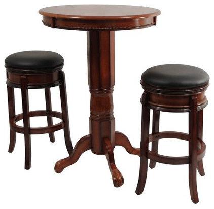 Contemporary Indoor Pub And Bistro Tables by Hayneedle