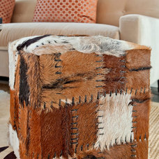 Contemporary Footstools And Ottomans by MACK