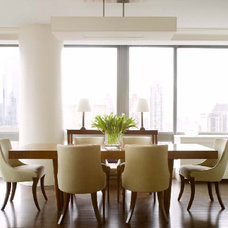 Contemporary Dining Room by Prentice Interiors