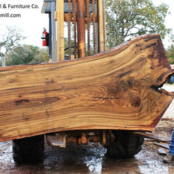 Wood Slabs - Berdoll Sawmill & Furniture Co.