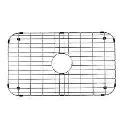 "VIGO Industries - VIGO Kitchen Sink Bottom Grid 26"" x 14 3/8"" - Maintain the beauty of your kitchen sink basin with a VIGO Kitchen Sink Bottom Grid."