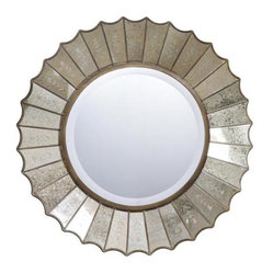 Angeli | Wall Mirrors | Iron Framed Mirrors
