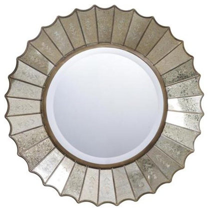 Traditional Wall Mirrors by homedecorcenter.com