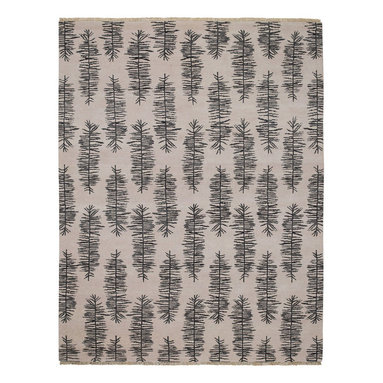 Aspen rug in Beige - Both sophisticated and contemporary, the Aspen rug takes inspiration from nature and creates an elegant pattern for any room.