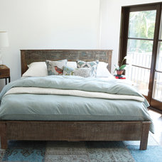 Eclectic Bedroom by Rupal Mamtani