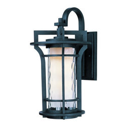 Maxim - Maxim 85785 Oakville EE 1 Light Outdoor Wall Sconce - Product Features: