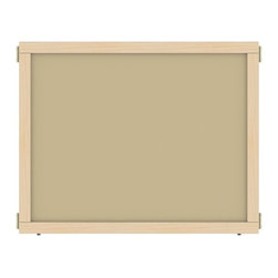 Jonti-Craft - E-Height Hardboard Panel (36.5 in. W x 29.5 in. H (11 lbs.)) - Choose Size: 36. 5 in. W x 29. 5 in. H (11 lbs. ).