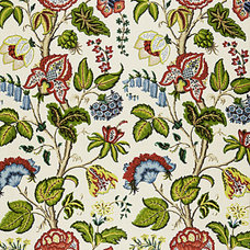 Traditional Upholstery Fabric by Stephanie Sabbe