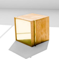Contemporary Side Tables And End Tables by commune