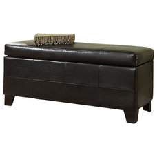 Transitional Upholstered Benches by Cymax