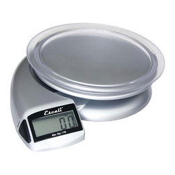 Escali - Escali Digital Scales Pennon - The shape of this scale will oddly remind you of the Millennium Falcon, and the function might do the same. No, it won't be able to do the Kessel run in under 12 parsecs, but it'll quickly weigh and deliver an easy-read weight figure in light speed.