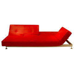 contemporary day beds and chaises by Moss