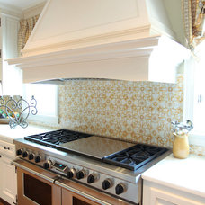Traditional Kitchen Hoods And Vents by Hull Historical