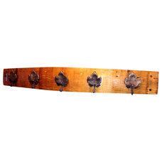 Contemporary Wall Hooks by Alpine Wine Design