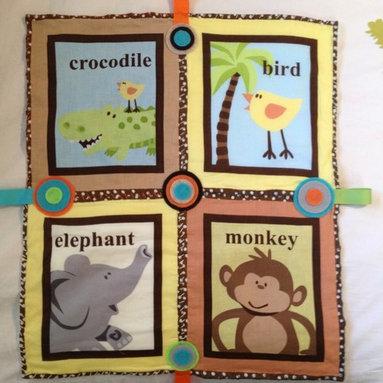 Zoo Quilt -