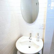 Contemporary Bathroom by Ewin's Dry Goods