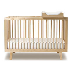 Sparrow Crib, Birch