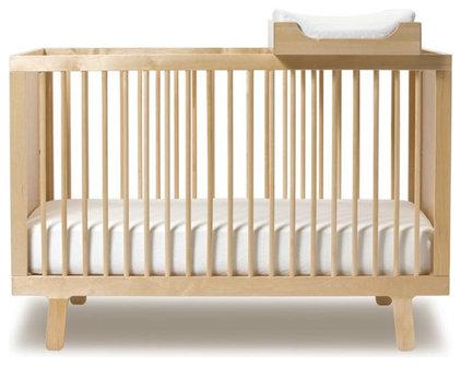 Modern Cribs by Oeuf