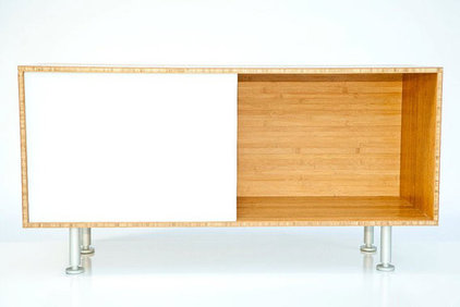 modern bookcases cabinets and computer armoires by Etsy