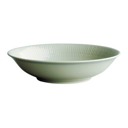 """iittala Swedish Grace Cereal Bowl 7.5"""" Meadow - A design classic in six colours. This tableware still evokes the same emotions as when it was unveiled at the Stockholm Exhibition in 1930. Louise Adelborg succeeded in conveying the sensation of ears of wheat swaying in the summer breeze."""