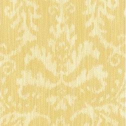 Schumacher - Tiraz Cotton Ikat Fabric, Sand - 2 Yard Minimum Order