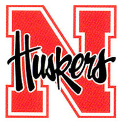 York Wallcoverings - NCAA Nebraska Huskers 21pc College Wall Accent Stickers - Features: