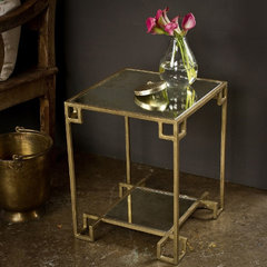 traditional side tables and accent tables by Rachel Grace