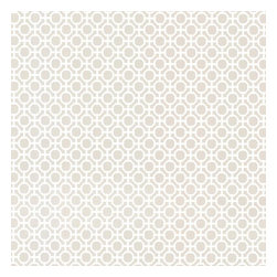 Brewster Home Fashions - Beatrix Grey Modern Geometric Wallpaper Bolt - A sophisticated grey tone transforms this modern wall paper into a wonderful fashion statement for walls with a stylish geometric print that's chic and timeless.