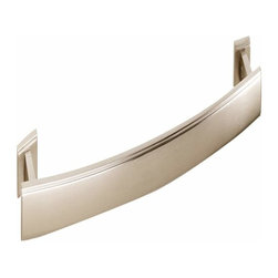 Alno Inc. - Alno Creations 24 Inch Towel Bar Satin Nickel A7520-24-Sn - Alno Creations 24 Inch Towel Bar Satin Nickel A7520-24-Sn