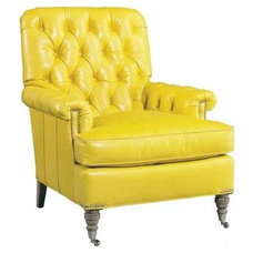 Eclectic Armchairs by Candelabra