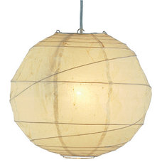 Asian Pendant Lighting by Inmod
