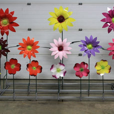 Outdoor Decor by The Metal Petal