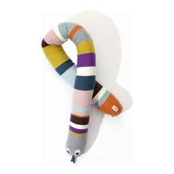 Mr. Snake Pillow - One of my favorite stuffed toys is the Mr. Snake pillow. It's a whole 70 inches long and oh-so cute!
