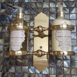 Chadder & Co Accessories - Chadder & Co Penhaligon Soap Holder