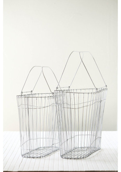 contemporary baskets by Olive Manna