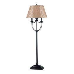 Kenroy - Kenroy 31366ORB Belmont Outdoor Floor Lamp - Kenroy 31366ORB Belmont Outdoor Floor Lamp