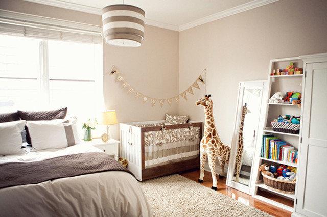 Baby in the Bedroom