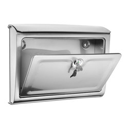 """Avenue Stainless - Architectural Mailboxes """"Avenue Stainless"""""""