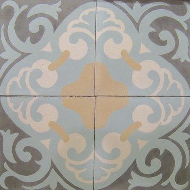 La Espanola - 8x8 Cement Tile