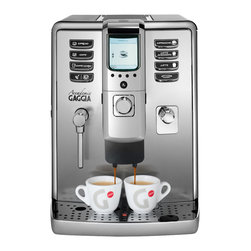 Gaggia - Gaggia Accademia - You've got a family or office full of coffee drinkers who all have different favorites, and you like to change it up yourself day to day. Why limit yourself? This machine gives you a full range of custom espresso drink options with the push of a button. You can control everything from beverage strength and volume to milk frothing amount, save your preferences, then make something totally different.