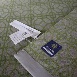 Greek Key Custom Rug created for Martha O'Hara Interiors - Design by Julie Dasher Rugs