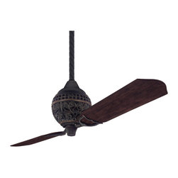 "Hunter Fan Company - Hunter Fan Co 1886 Limited Edition Midas Black 60"" Ceiling Fan - Hunter Fan Company 18865 1886 Limited Edition Midas Black 60"" Ceiling Fan"