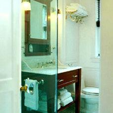 Traditional Bathroom by 1 2 1 S T U D i O . C O M