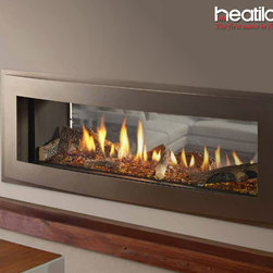 Crave See-Through Series Gas Fireplace - The Crave by Heatilator provides modern luxury at an affordable price. All of the essentials for a complete modern design come standard. Multiple upgrade options also let you accent your style and personalize your look. 36 and 48-inch see-through models (60 and 72-inch sizes coming soon).