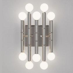 Jonathan Adler   Meurice 10 Light Wall Sconce -