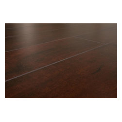 Lamton - Lamton Laminate - 12mm Narrow Board Collection w Underlay - [16.6 sq ft/box] - Peruvian Rosewood -  Lamton brings you top-quality, AC3-rated, CARB-ATCM - Phase 1 compliant, HDF-core laminate flooring with pre-attached underlay. The pre-attached 2mm foam underlay adds convenience while installing and sound comfort underfoot. The unique combination of a glueless, click-lock system and pre-attached underlay makes for the easiest and fastest install of all.     This Lamton laminate comes with microbeveled edges, a textured finish, and also in a unique variety of colors that replicates the exotic style of hardwood species. Manufactured with European paper and ink for clearer grain patterns and superior fade resistance, these floors will bring beauty to any interior for years to come. Lamton flooring is perfect for both residential and commercial applications and is ideal for higher traffic areas.
