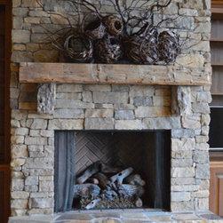 Fireplace Mantels - Matt Tommey