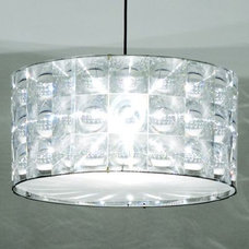 Lighthouse Drum Pendant by Innermost