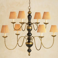 Traditional Chandeliers by Pierre Deux -- CLOSED